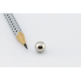 Kugelmagnete ø 9 mm, max Haftkraft 1500 g