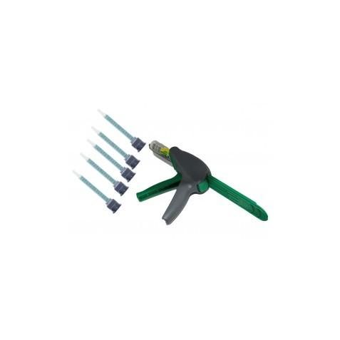 Power BiBond 50ml + 1 Ausdrückpistole + 5 Mischdüsen