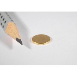 Magnet ø 10x1 mm, max. Haftkraft 900 g