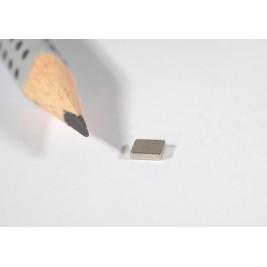 Magnet 4x4x1 mm, max Haftkraft  290 g