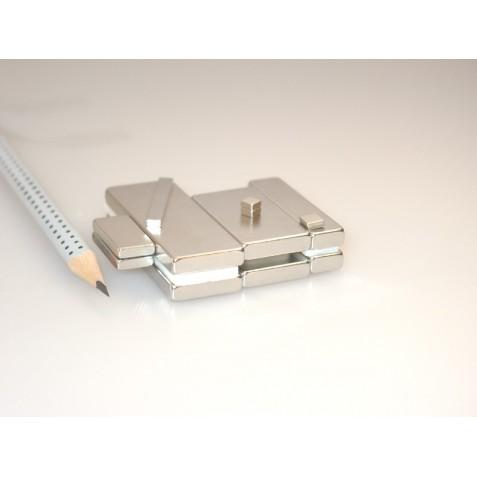 Magnet Sortiment Scheiben - unterschiedliche Haftkraft