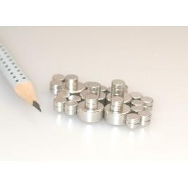 Magnet Sortiment Eco - unterschiedliche Haftkraft