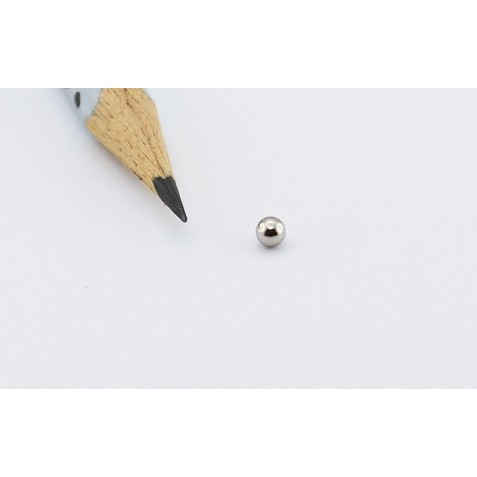 Kugelmagnet Ø 3 mm, max. Haftkraft 180 g