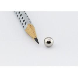 Kugelmagnet Ø 7 mm, max. Haftkraft 1050 g